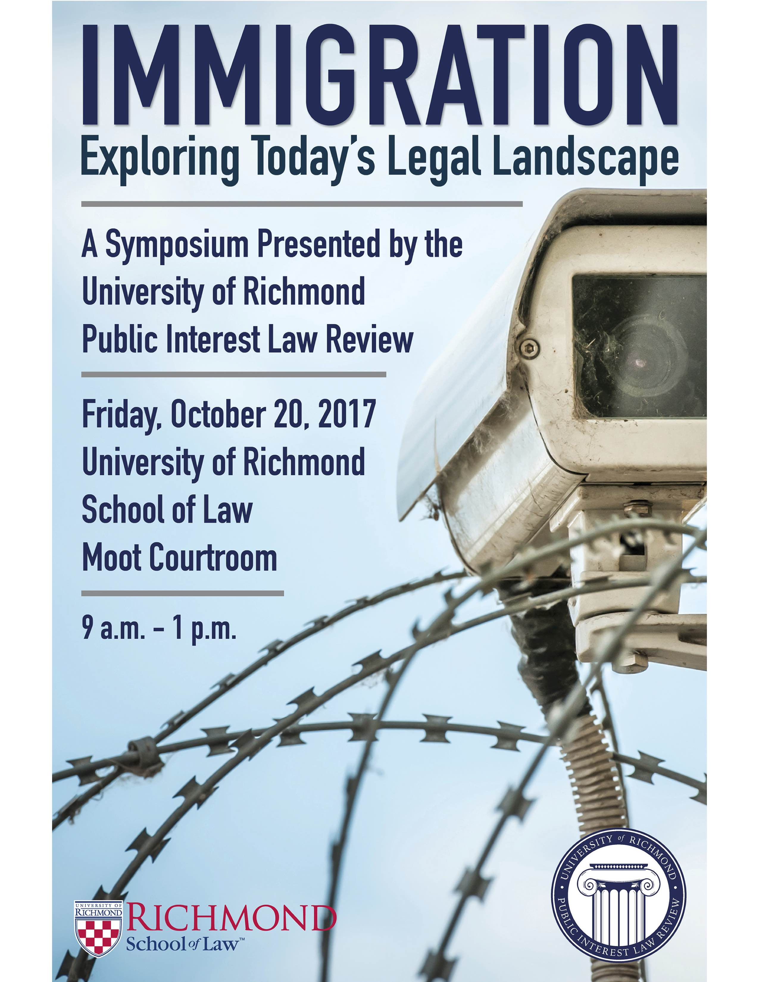 Richmond Public Interest Law Review Symposium
