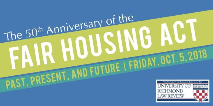 2018 Series: The 50th Anniversary of the Fair Housing Act