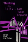 Thinking of the Laity in Late Tudor England