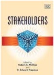 Stakeholders by Robert A. Phillips and R. Edward Freeman