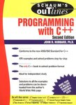 Schaum's Outline Programming with C++