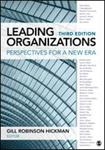 Leading Organizations: Perspectives for a New Era by Gill Robinson Hickman