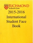 International Students 2015-2016