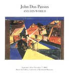 John Dos Passos and His World