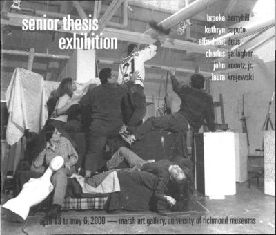 Drexel senior thesis exhibition