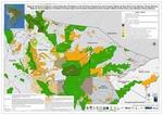 Mapa de Territorios Indígenas y Áreas Naturales Protegidas en las Fronteras Amazónicas entre Ucayali y Madre de Dios (Perú), Acre (Brasil) y Pando (Bolivia)