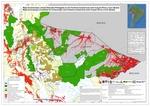 Mapas de Amenazas a Áreas Naturales Protegidas en las Fronteras Amazónicas entre Ucayali (Perú) y Acre (Brasil)