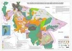 Mapa de Zonas Vulnerables en las Fronteras Amazónicas Ucayali y Madre de Dios (Perú) y Acre (Brasil)