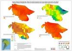 Mapa de Cambios Climáticos Proyectados 2016 - 2039 en las Fronteras Amazónicas entre Ucayali y Madre de Dios (Perú) y Acre (Brasil)