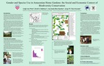 Gender and Species Use in Amazonian Home Gardens: the Social and Economic Context of Biodiversity Conservation
