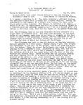 T. C. Williams School of Law, University of Richmond: Torts II Exam, 23 May 1932