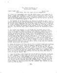 T. C. Williams School of Law, University of Richmond: Torts I Exam, 22 May 1933