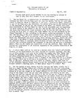 T. C. Williams School of Law, University of Richmond: Torts II Exam, 27 May 1933
