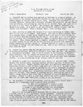 T. C. Williams School of Law, University of Richmond: Torts I Exam, 29 Jan 1937