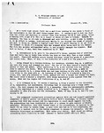 T. C. Williams School of Law, University of Richmond: Torts I Exam, 27 Jan 1938