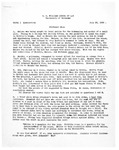 T. C. Williams School of Law, University of Richmond: Torts I Exam, 23 Jul 1938