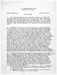 T. C. Williams School of Law, University of Richmond: Torts I Exam, 25 Jan 1939