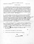 T. C. Williams School of Law, University of Richmond: Contracts II Exam, 22 May 1944