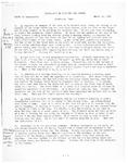 T. C. Williams School of Law, University of Richmond: Torts II Exam, 8 Mar 1946