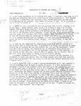 T. C. Williams School of Law, University of Richmond: Torts Exam, 30 May 1959 by University of Richmond