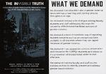 Manifesto: Our Demands for Change by Mariela Méndez