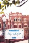 University of Richmond Bulletin: Catalog of the T.C. Williams School of Law for 1992-1994