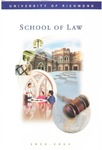 University of Richmond Bulletin: Catalog of the T.C. Williams School of Law for 2000-2002