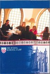 University of Richmond Bulletin: Catalog of the T.C. Williams School of Law for 2006-2008 by University of Richmond