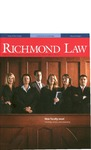 Richmond Law Magazine: Winter 2008