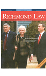 Richmond Law Magazine: Summer 2007