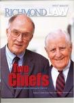 Richmond Law Magazine: Spring 2003