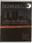 Richmond Law Magazine: Spring 2004