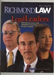 Richmond Law Magazine: Spring 2002