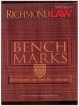 Richmond Law Magazine: Fall 2001