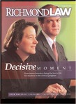 Richmond Law Magazine: Fall 2000