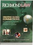 Richmond Law Magazine: Winter 1998