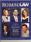 Richmond Law Magazine: Winter 1997