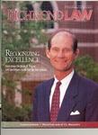 Richmond Law Magazine: Summer 1997