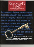 Richmond Law Magazine: Winter 1996