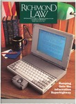 Richmond Law Magazine: Winter 1995