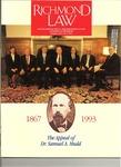 Richmond Law Magazine: Summer 1993