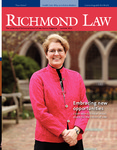 Richmond Law Magazine: Summer 2011