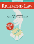 Richmond Law Magazine: Winter 2013