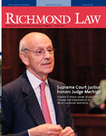 Richmond Law Magazine: Winter 2012