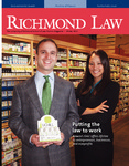 Richmond Law Magazine: Winter 2011