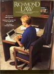 Richmond Law Magazine: Spring 1992