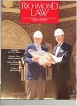 Richmond Law Magazine: Summer 1991