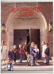 Richmond Law Magazine: Winter 1991