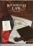 Richmond Law Magazine: Summer 1989