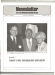 The T.C. Williams School of Law Newsletter: Winter 1985